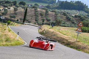 Mario Massaglia (Osella PA9/90, Scuderia Bologna Squadra Corse, #3), CAMPIONATO ITALIANO VEL. SALITA AUTO STORICHE
