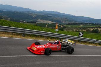 Stefano Peroni (Martini Mk32, Scuderia Bologna Squadra Corse #11), CAMPIONATO ITALIANO VEL. SALITA AUTO STORICHE