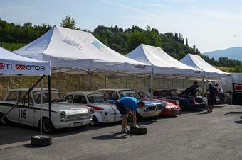 Paddock, CAMPIONATO ITALIANO VEL. SALITA AUTO STORICHE