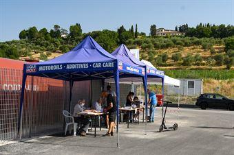 Verifiche, CAMPIONATO ITALIANO VEL. SALITA AUTO STORICHE