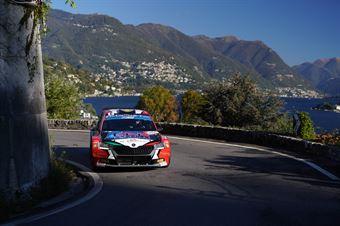Luca Bottarelli Walter Pasini, Skoda Fabia R5 #6                               , CAMPIONATO ITALIANO WRC