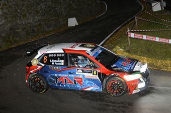 BOTTARELLI LUCA PASINI WALTER, SKODA R5 #6, CAMPIONATO ITALIANO WRC