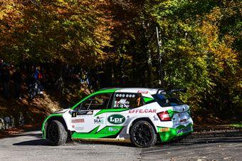 CARELLA ANDREA DE GUIO ELIA, SKODA FABIA R5 #1, CAMPIONATO ITALIANO WRC