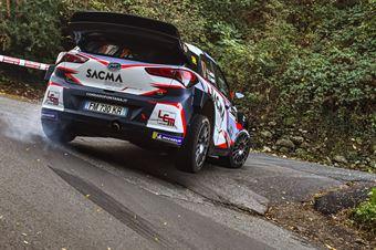 Luigi Fontana Giovanni Agnese, Hyundai i20 WRC #7, CAMPIONATO ITALIANO WRC