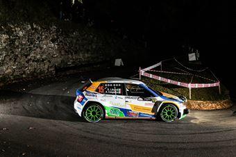 LIBURDI STEFANO COLAPIETRO ANDREA, SKODA FABIA R5 #15, CAMPIONATO ITALIANO WRC