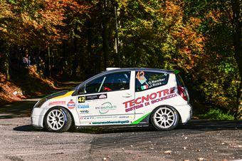 NEMBER GRAZIANO ROSA JESSICA, CITROEN C2 R2B #42, CAMPIONATO ITALIANO WRC