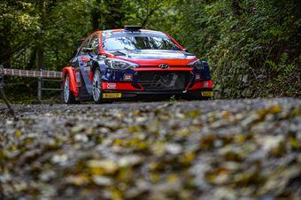 Pedro Emanuele Baldaccini, Hyundai i20 R5 #5, CAMPIONATO ITALIANO WRC