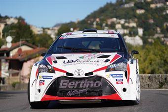 PORRO PIETRO GARAVAGLIA PAOLO, TOYOTA YARIS N5 #27                               , CAMPIONATO ITALIANO WRC