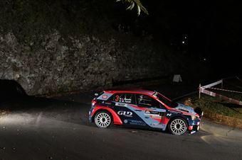 ROSSETTI LUCA FENOLI MANUEL, HYUNDAI I20 R5 #3, CAMPIONATO ITALIANO WRC
