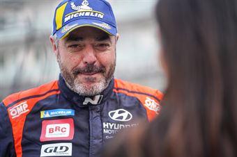 ROSSETTI LUCA FENOLI MANUEL, HYUNDAI I20 R5 #3                               , CAMPIONATO ITALIANO WRC