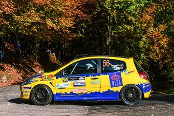STIVAL IVAN PAIS DE LIBERA ROBERTO, RENAULT RS 3 #56, CAMPIONATO ITALIANO WRC