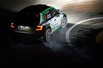 TESTA GIUSEPPE INGLESI EMANUELE, SKODA FABIA R5 #9                               , CAMPIONATO ITALIANO WRC