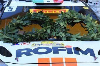 ATMOSFERA, CAMPIONATO ITALIANO WRC