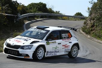 Giorgio Sgadò, Gabriele De Angeli(Skoda Fabia R5 #26, ASD Rally Revolution +1), CAMPIONATO ITALIANO WRC