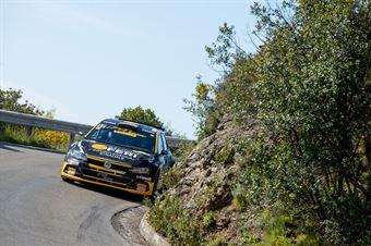 Leopoldo Maestrini, Fabrizia Pons(Volkswagen Polo GTI #12, Art Motorsport 2.0), CAMPIONATO ITALIANO WRC
