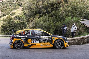 12   Leopoldo Maestrini, Fabrizia Pons(Volkswagen Polo GTI #12, Art Motorsport 2.0), CAMPIONATO ITALIANO WRC
