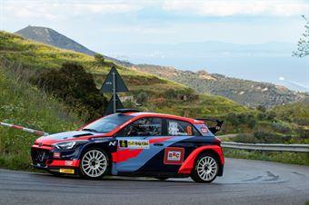 """Pedro"", Emanuele Baldaccini(Hyundai i20 #6), CAMPIONATO ITALIANO WRC"