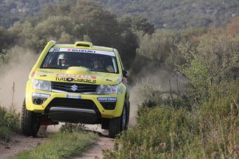 Lorenzo Codeca Mauro Toffoli; Suzuki Gran Vitara #2; Emmetre Racing, CAMPIONATO ITALIANO CROSS COUNTRY E SSV