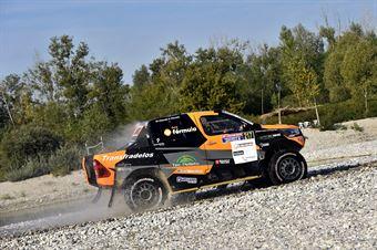 Tiago Reis, Valter Cardoso, Toyota Hilux T1 #217 , CAMPIONATO ITALIANO CROSS COUNTRY E SSV