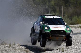 Michal Maluszynski, Julita Maluszynska, Mini John Cooper Works Rally T1 #206, CAMPIONATO ITALIANO CROSS COUNTRY E SSV