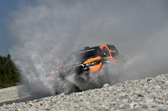 Tiago Reis, Valter Cardoso, Toyota Hilux T1 #217, CAMPIONATO ITALIANO CROSS COUNTRY E SSV