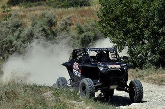 Tomasz Bialkowski, Dariusz Baskiewcz, Polaris RZR XP Pro TM1 #319, CAMPIONATO ITALIANO CROSS COUNTRY E SSV