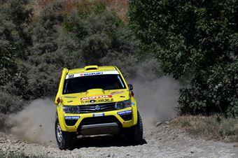 Lorenzo Codecà, Mauro Toffoli, Suzuki Gran Vitara T1 #302, Emmetre Racing, CAMPIONATO ITALIANO CROSS COUNTRY E SSV