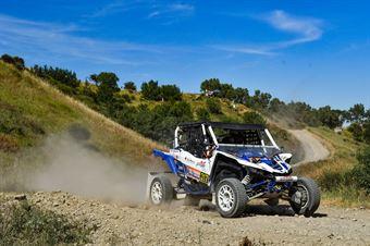 Michele Manocchi, Giada Manocchi, Yamaha YXZ 1000 TM2 #317, CAMPIONATO ITALIANO CROSS COUNTRY E SSV