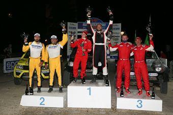 podio assoluto, premiazione, CAMPIONATO ITALIANO CROSS COUNTRY E SSV
