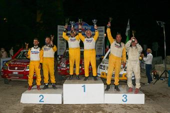 podio assoluto suzuki, cross country, CAMPIONATO ITALIANO CROSS COUNTRY E SSV