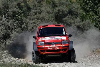Gabriele Seno, Francesca Ferretti, Panda 4X4 T1 #305, Milano Autostoriche, CAMPIONATO ITALIANO CROSS COUNTRY E SSV
