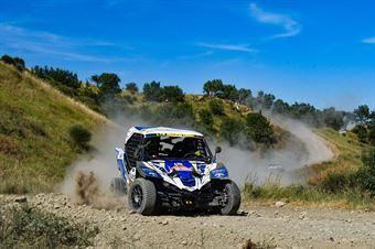 Alessandro Tinaburri, Emiliano Tinaburri, Yamaha YXZ 1000R TM1 #311, CAMPIONATO ITALIANO CROSS COUNTRY E SSV