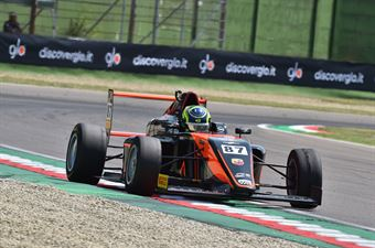 Bearman Oliver, Tatuus F.4 T014 Abarth #87, Van Amersfoort Racing , ITALIAN F.4 CHAMPIONSHIP POWERED BY ABARTH