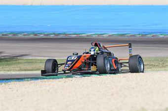 Bearman Oliver, Tatuus F.4 T014 Abarth #87, Van Amersfoort Racing, ITALIAN F.4 CHAMPIONSHIP POWERED BY ABARTH