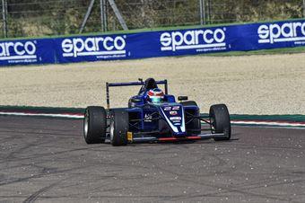 Catino Vittorio, Tatuus F.4 T014 Abarth #22, Cram Motorsport, ITALIAN F.4 CHAMPIONSHIP POWERED BY ABARTH
