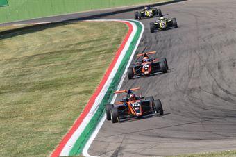 Han Cenyu, Tatuus F.4 T014 Abarth #18, Van Amersfoort Racing , ITALIAN F.4 CHAMPIONSHIP POWERED BY ABARTH