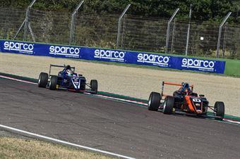 Han Cenyu, Tatuus F.4 T014 Abarth #18, Van Amersfoort Racing, ITALIAN F.4 CHAMPIONSHIP POWERED BY ABARTH