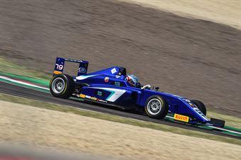 Markogiannis Georgios, Tatuus F.4 T014 Abarth #79, Cram Motorsport, ITALIAN F.4 CHAMPIONSHIP POWERED BY ABARTH