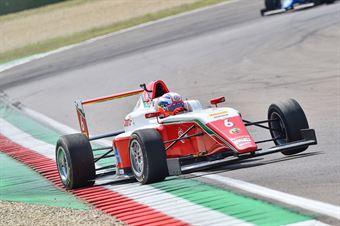 Montoya Sebastian, Tatuus F.4 T014 Abarth #6, Prema Powerteam , ITALIAN F.4 CHAMPIONSHIP POWERED BY ABARTH