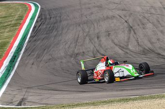 Revesz Levente, Tatuus F.4 T014 Abarth #11, AKM Motorsport, ITALIAN F.4 CHAMPIONSHIP POWERED BY ABARTH