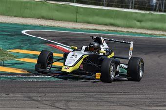 Rexhepi Eron, Tatuus F.4 T014 Abarth #52, BVM Racing  , ITALIAN F.4 CHAMPIONSHIP POWERED BY ABARTH