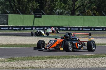 Valint Bence, Tatuus F.4 T014 Abarth #86, Van Amersfoort Racing  , ITALIAN F.4 CHAMPIONSHIP POWERED BY ABARTH