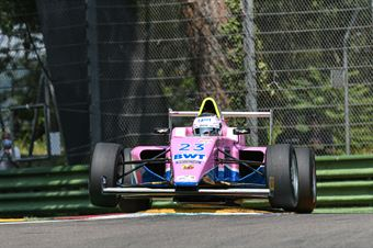 Zuniga Erik, Tatuus F.4 T014 Abarth #23, Muecke Motorsport, ITALIAN F.4 CHAMPIONSHIP POWERED BY ABARTH