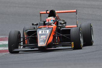 Bedrin Nikita, Tatuus F.4 T014 Abarth #15, Van Amersfoort Racing, ITALIAN F.4 CHAMPIONSHIP POWERED BY ABARTH