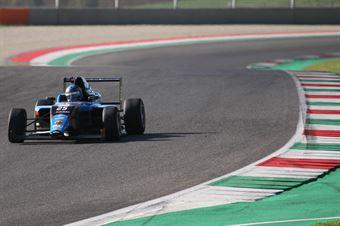 Ben Samir, Tatuus F.4 T014 Abarth #25, Jenzer Motorsport, ITALIAN F.4 CHAMPIONSHIP POWERED BY ABARTH