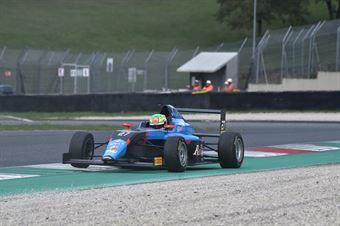 Garciarce Davila Jorge, Tatuus F.4 T014 Abarth #27, Jenzer Motorsport, ITALIAN F.4 CHAMPIONSHIP POWERED BY ABARTH