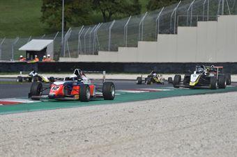 Patrese Lorenzo, Tatuus F.4 T014 Abarth #12, AKM Motorsport, ITALIAN F.4 CHAMPIONSHIP POWERED BY ABARTH