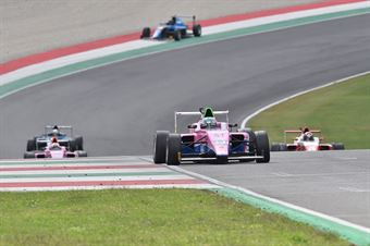 Ried Jonas, Tatuus F.4 T014 Abarth #41, Muecke Motorsport, ITALIAN F.4 CHAMPIONSHIP POWERED BY ABARTH