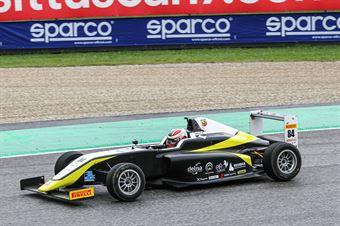 Simonazzi Francesco, Tatuus F.4 T014 Abarth #84, BVM Racing , ITALIAN F.4 CHAMPIONSHIP POWERED BY ABARTH