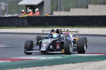 Tramnitz Tim, Tatuus F.4 T014 Abarth #70, US Racing, ITALIAN F.4 CHAMPIONSHIP POWERED BY ABARTH